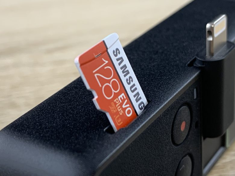 おすすめmicroSDカードの画像