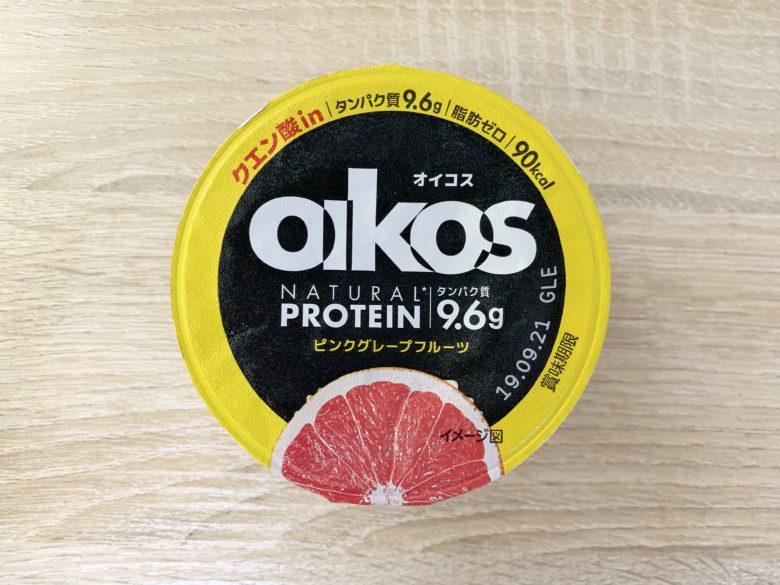 【オイコス】ピンクグレープフルーツ